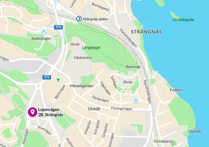 karta Finninge